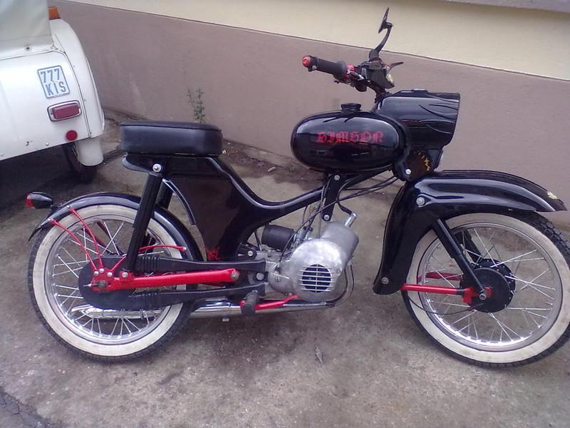 Simson Motorcycle