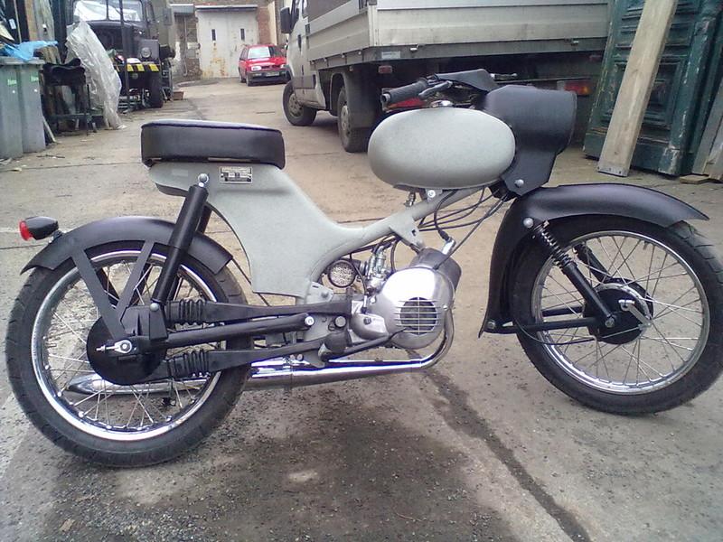 Honda Moped Cc